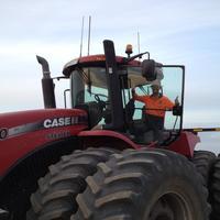 Case 450 traktor